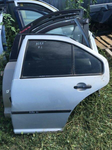 Дверь Volkswagen Golf4/bora 1J2 ATN 2002 задняя левая (б/у)