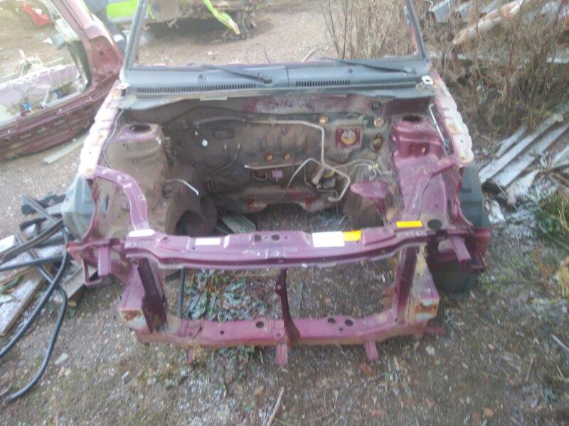 Передняя часть кузова Lifan Smily 320 LF479Q3-B 2012 передняя (б/у)