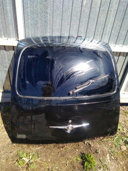 Дверь багажника Chrysler Pt Cruiser PT EDZ 2003 (б/у)