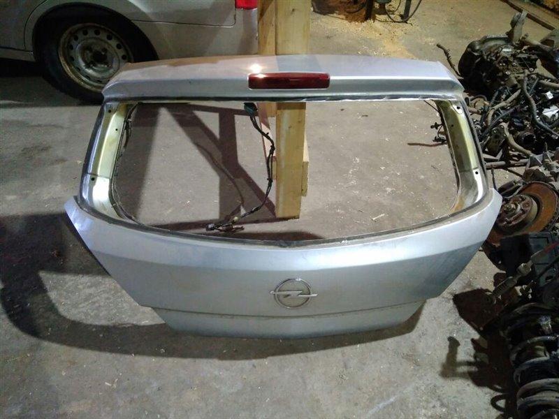 Дверь багажника Opel Astra L48 Z16XER 2009 (б/у)