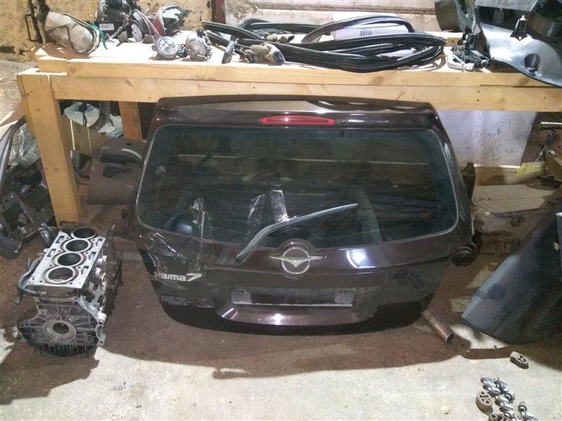 Дверь багажника Haima 7 SUV HM484Q 2013 задняя (б/у)