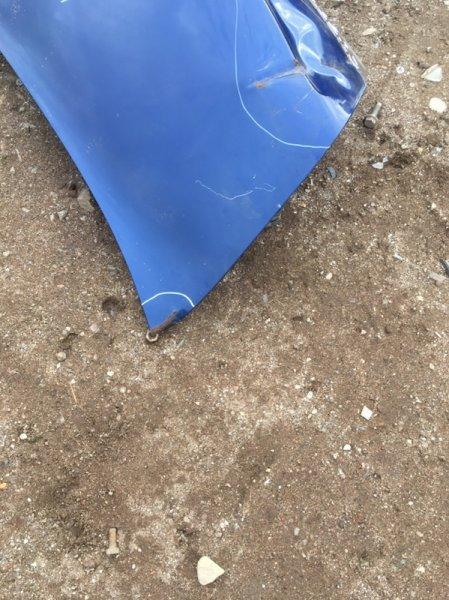 Крышка багажника Chery M11 SQR481F 2012 задняя (б/у)