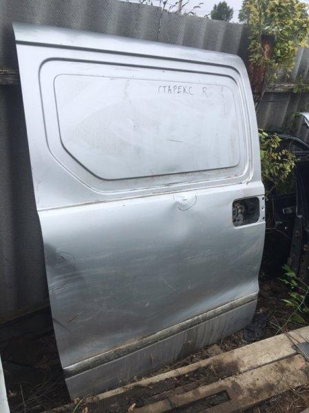 Дверь сдвижная Hyundai Grand Starex(H1) TQ D4CB 2009 правая (б/у)