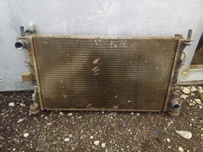 Радиатор двс Ford Focus 1 DFW FYDA 2001 (б/у)