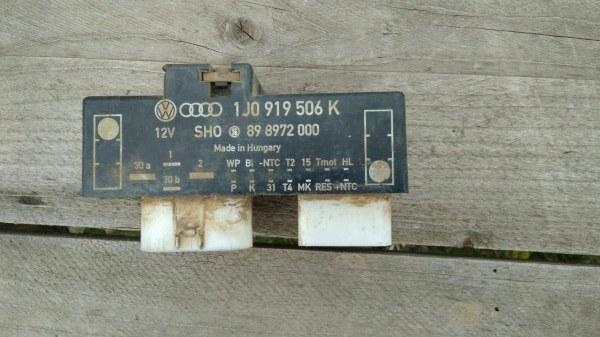 Блок управления вентилятором Volkswagen Golf4/bora 1J1 APE 2002 (б/у)