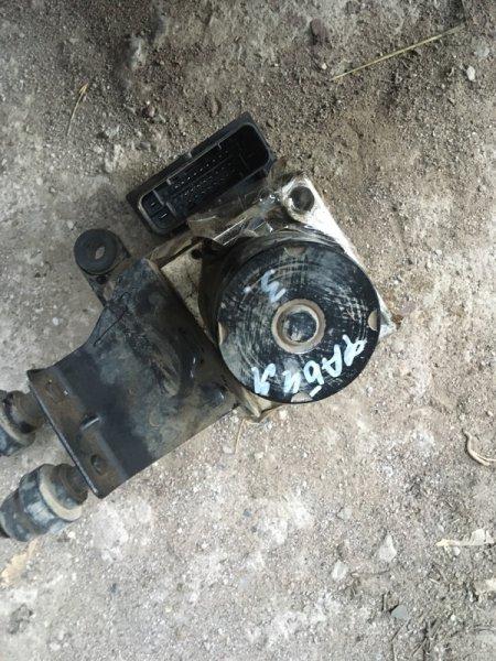 Блок abs Skoda Fabia 5J2 BBM 2008 (б/у)