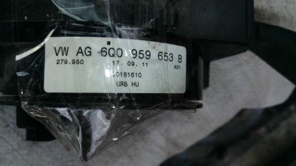 Шлейф-лента Volkswagen Polo 6C1 CFNA 2013 (б/у)