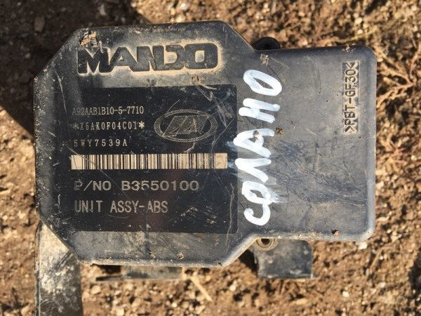 Блок abs Lifan Solano 620 LF479Q 2011 (б/у)