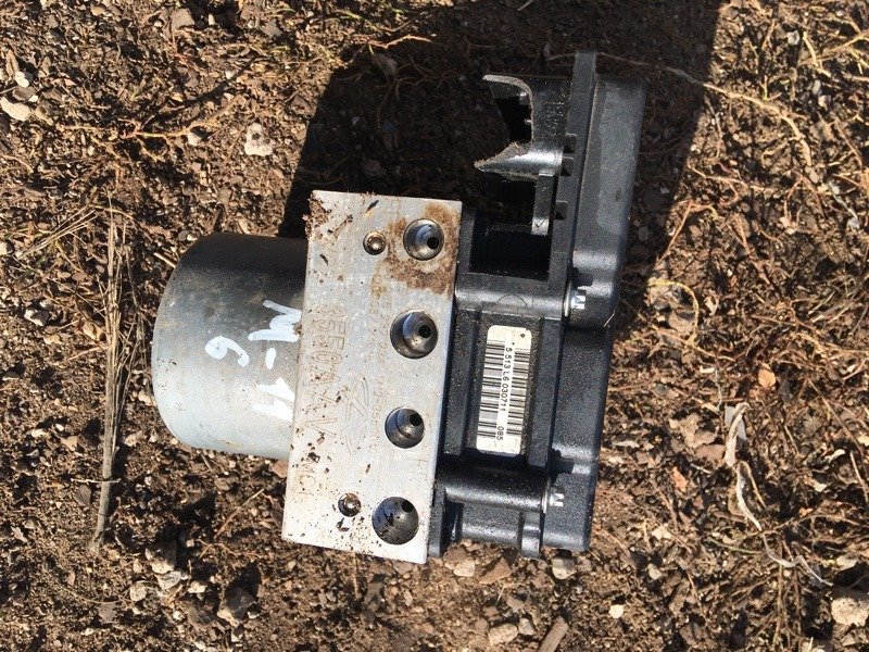 Блок abs Chery M11 1.6 SQRE4G16 2013 (б/у)
