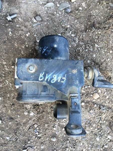 Блок abs Skoda Fabia 6Y5 AUB 2002 (б/у)