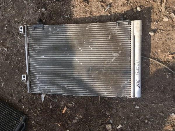 Радиатор кондиционера Peugeot 308 4A EP6 2010 (б/у)