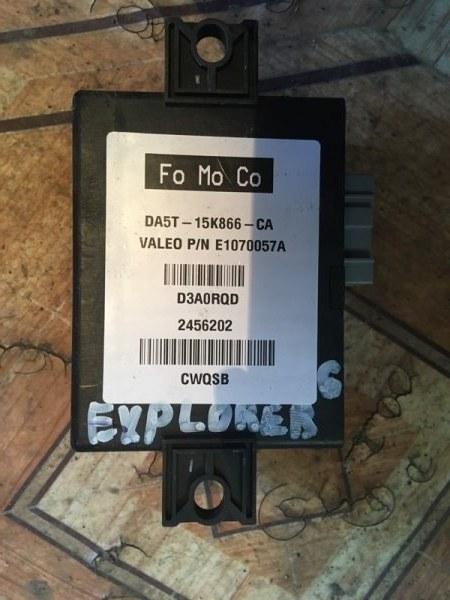 Блок управления парктроником Ford Explorer 5 U502 DURATEC TI-VCT 2013 (б/у)