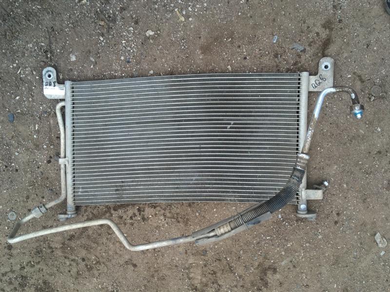 Радиатор кондиционера Chery Qq S21 SQR472F 2010 (б/у)