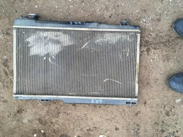Радиатор двс Chery Qq S21 SQR472F 2010 (б/у)