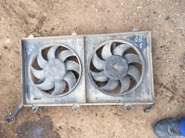Диффузор вентилятора Chery Qq S21 SQR472F 2010 (б/у)