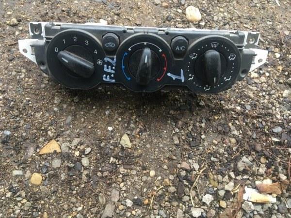 Блок управления отопителем Ford Focus 2 CB4 AODA 2009 (б/у)