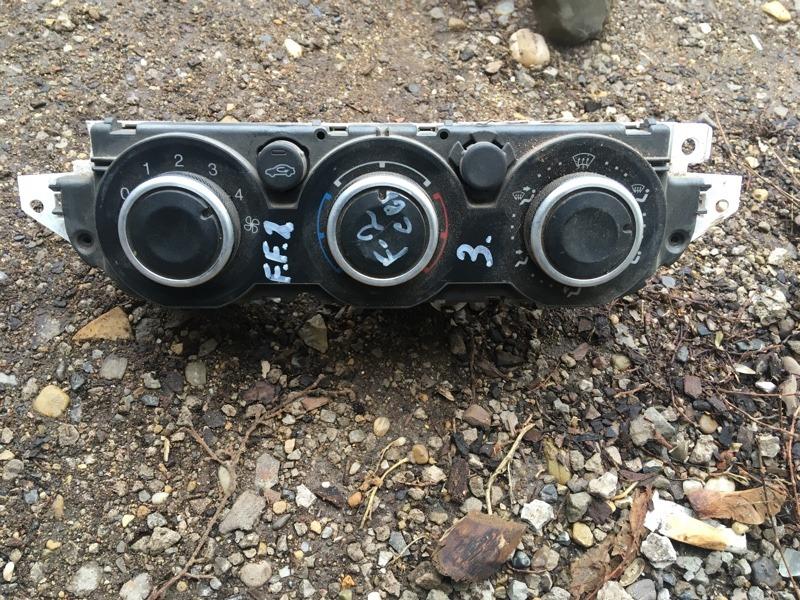 Блок управления отопителем Ford Focus 2 CB4 ASDA 2007 (б/у)
