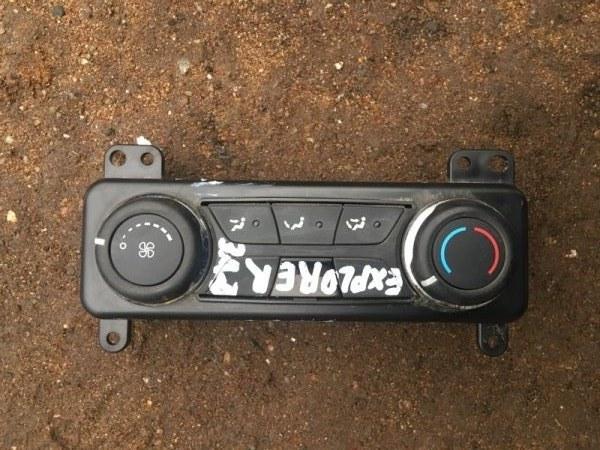 Блок управления климат-контролем Ford Explorer 5 U502 DURATEC TI-VCT 2013 (б/у)