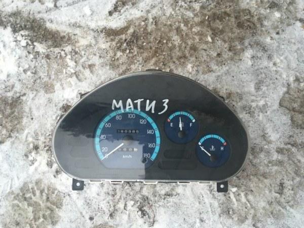 Щиток приборов Daewoo Matiz KLYA F8CV 2008 (б/у)