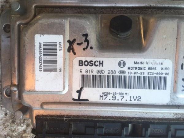 Блок управления двигателем Haima 3 HM483Q-A 2011 (б/у)