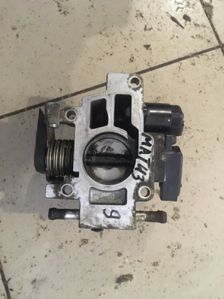 Дросельная заслонка Daewoo Matiz KLYA F8CV 2009 (б/у)