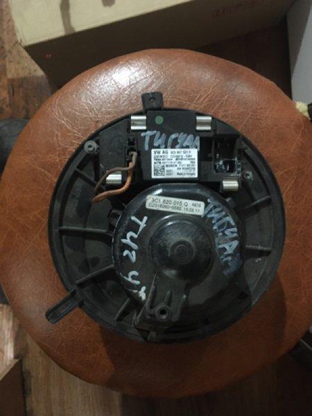 Мотор печки Volkswagen Tiguan 5N1 BWK 2009 (б/у)