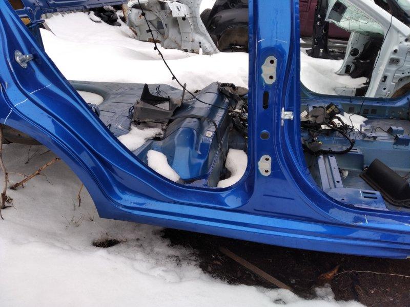 Порог Chevrolet Aveo T300 F16D4 2013 передний правый (б/у)