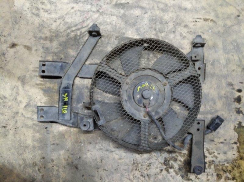Вентилятор радиатора Lifan Smily 320 LF479Q3-B 2012 (б/у)