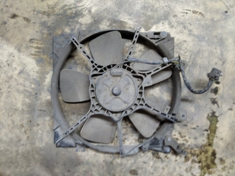 Вентилятор радиатора Mazda Xedox 6 1998 (б/у)