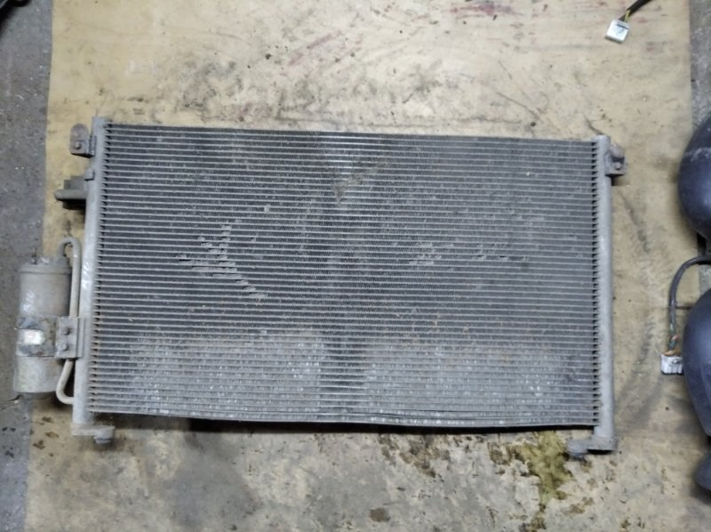 Радиатор кондиционера Chery Crosseastar B14 SQR484F 2010 (б/у)