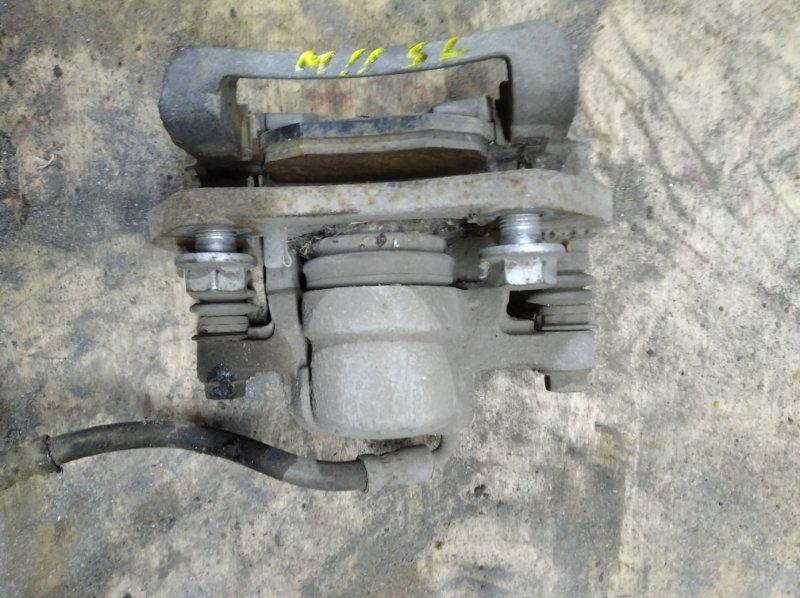 Суппорт Chery M11 SQR481F 2012 задний левый (б/у)