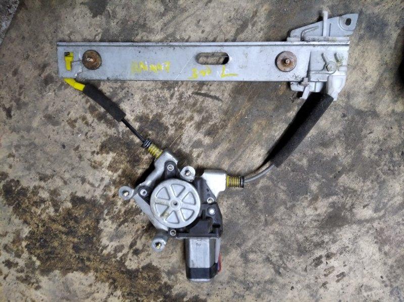 Стеклоподъемник Haima 7 SUV HM484Q 2013 задний левый (б/у)