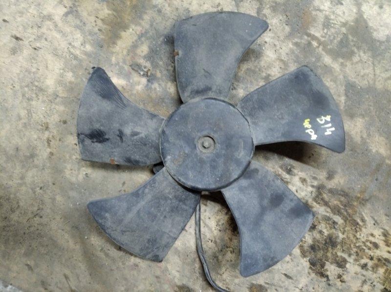 Вентилятор радиатора Chery Crosseastar B14 SQR484F 2012 (б/у)