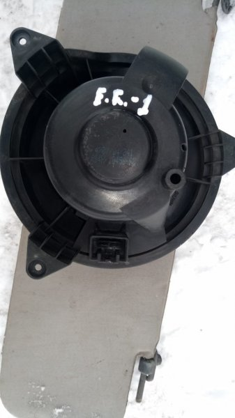 Мотор печки Ford Focus 1 DFW EYDC 2004 (б/у)