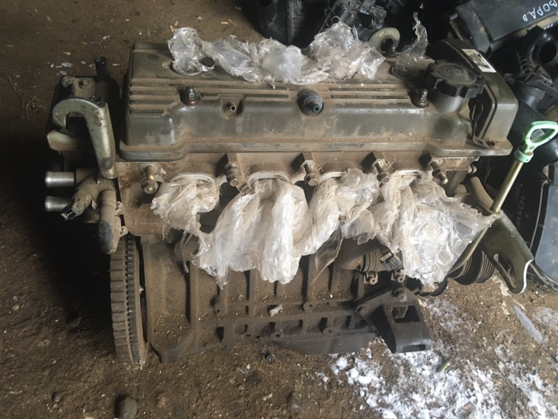 Двигатель Lifan Solano 620 LF481Q3 2012 (б/у)
