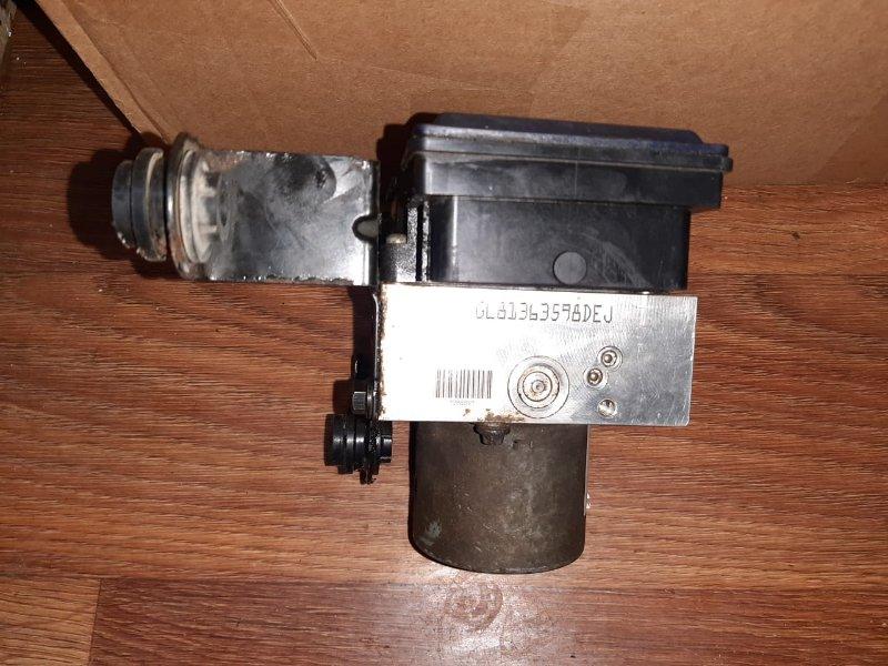 Блок abs Volkswagen Tiguan 5N1 BWK 2009 (б/у)