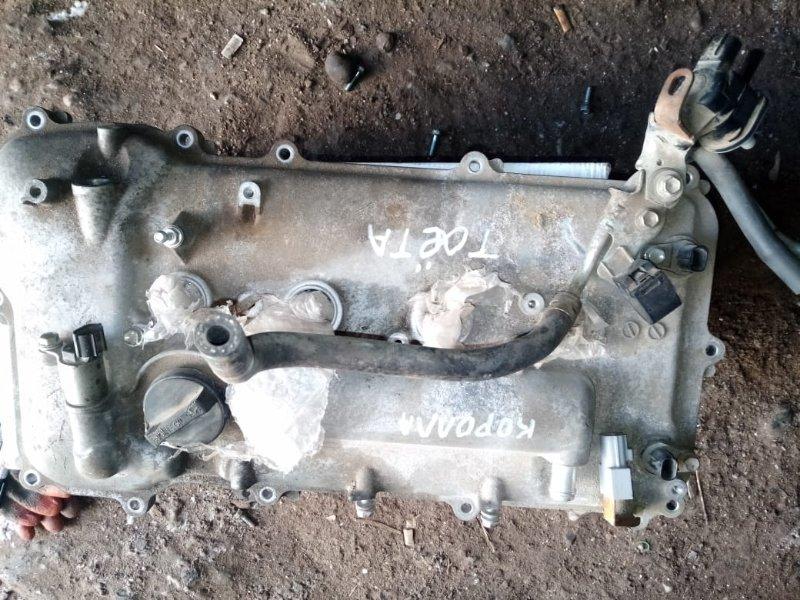 Крышка клапанов Toyota Corolla ZRE151 1ZR-FE 2011 (б/у)