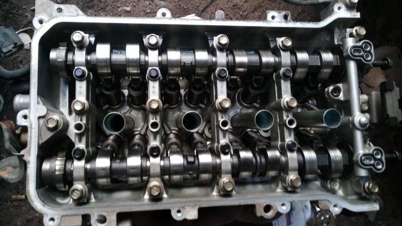 Головка блока цилиндров Toyota Corolla ZRE151 1ZR-FE 2011 (б/у)