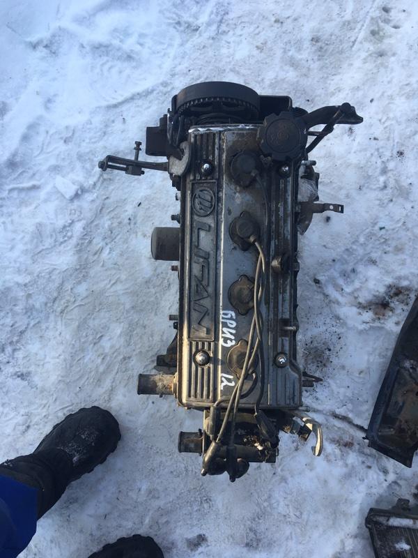 Двигатель Lifan Breez 520 LF481Q3 2010 (б/у)