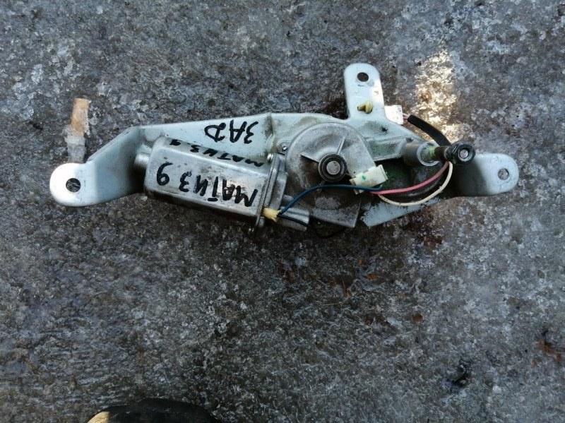Мотор дворников Daewoo Matiz KLYA F8CV 2009 задний (б/у)