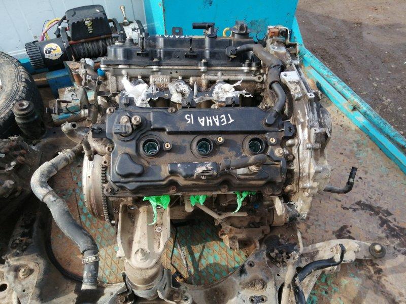 Двигатель Nissan Teana J32 VQ25DE 2012 (б/у)