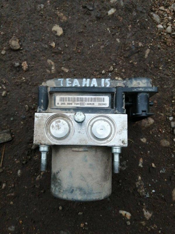 Блок abs Nissan Teana J32 VQ25DE 2012 (б/у)