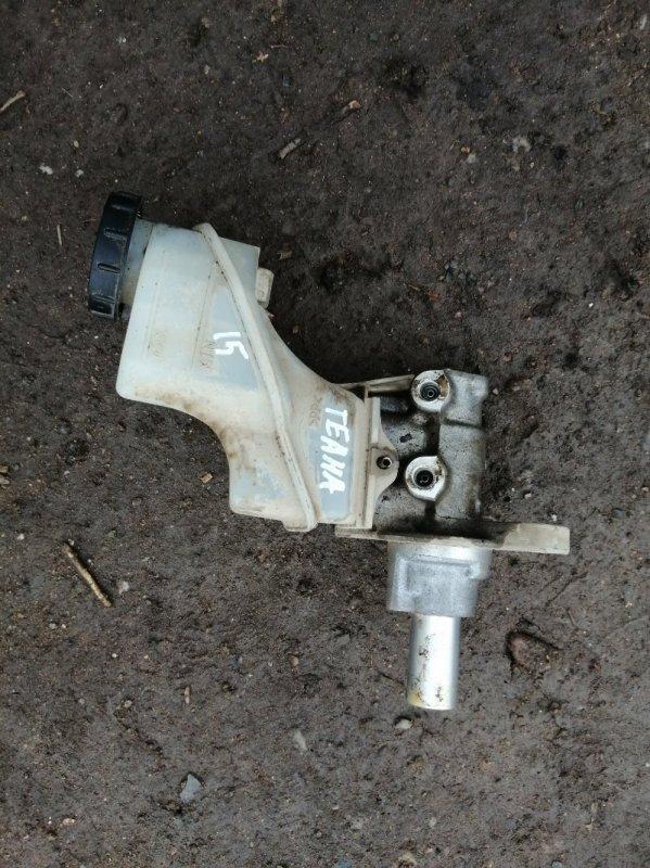 Главный тормозной цилиндр Nissan Teana J32 VQ25DE 2012 (б/у)