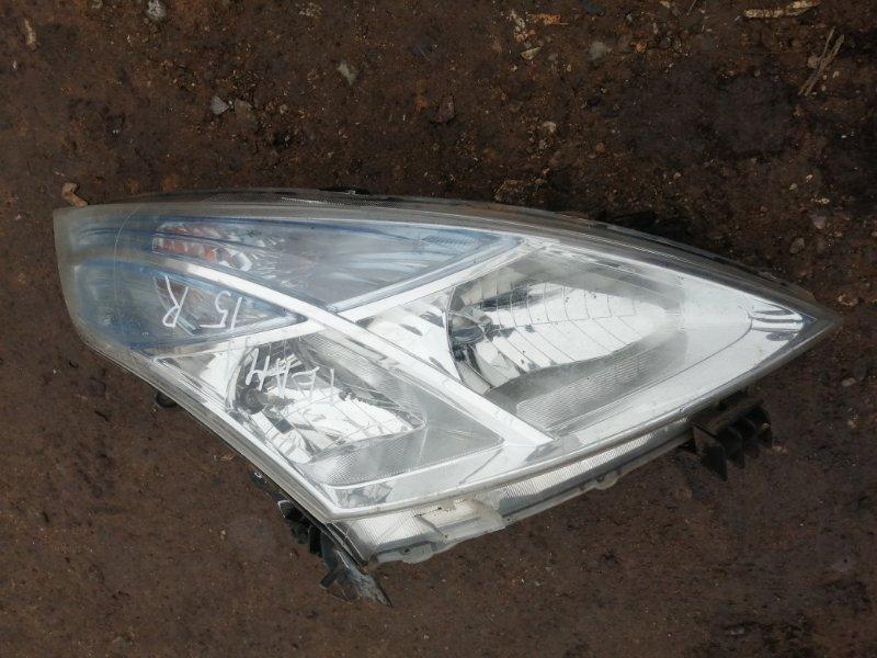 Фара Nissan Teana J32 VQ25DE 2012 передняя правая (б/у)