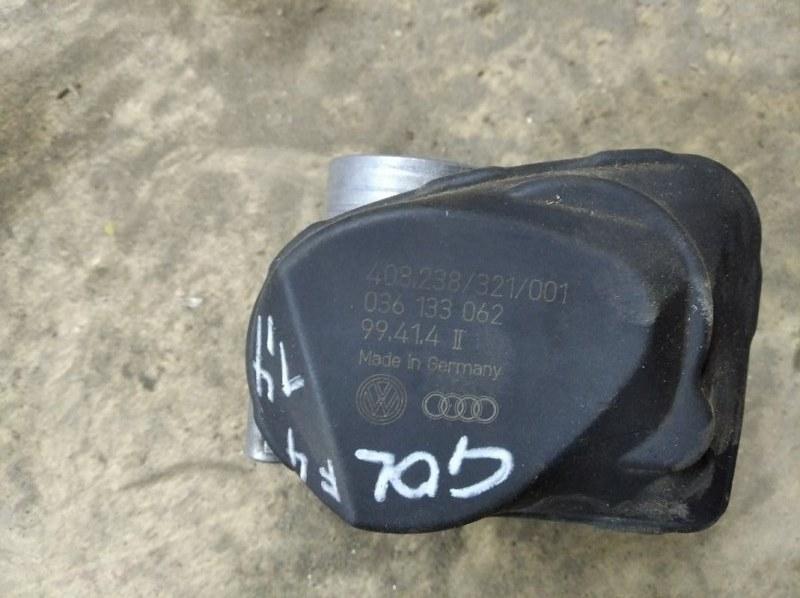Блок дроссельной заслонки Volkswagen Golf4/bora 1J2 ATN 2002 (б/у)