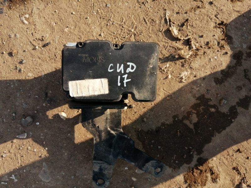Блок abs Kia Ceed 2 JD G4FG 2014 (б/у)