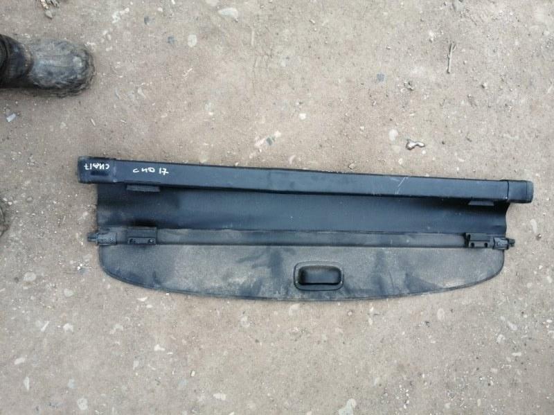 Шторка багажника Kia Ceed 2 JD G4FG 2014 (б/у)