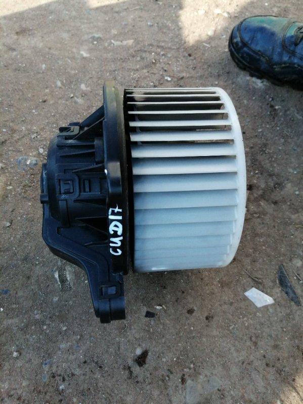 Мотор печки Kia Ceed 2 JD G4FG 2014 (б/у)
