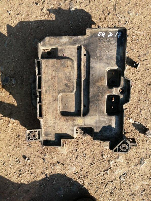 Крепление аккумулятора Kia Ceed 2 JD G4FG 2014 (б/у)