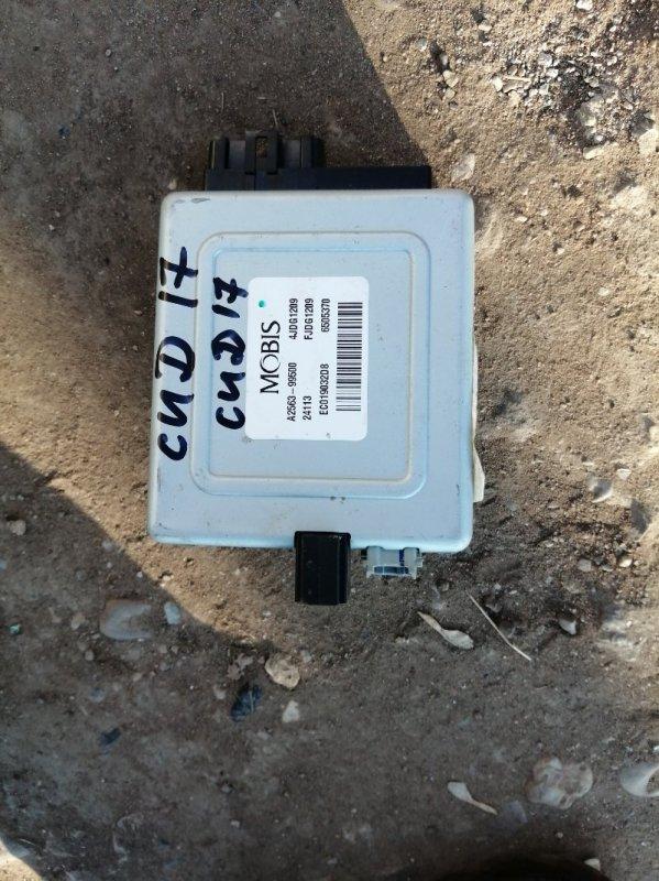 Блок управления электроусилителем руля Kia Ceed 2 JD G4FG 2014 (б/у)